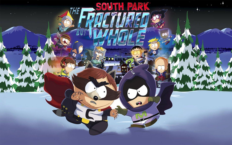 """South Park The Fractured But Whole   18""""x28"""" (45cm/70cm) Canvas Print"""
