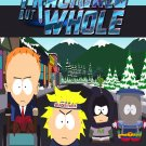 """South Park The Fractured But Whole  13""""x19"""" (32cm/49cm) Canvas Print"""