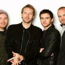"Coldplay  13""x19"" (32cm/49cm) Canvas Print"