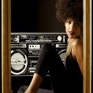 "Esperanza Spalding  13""x19"" (32cm/49cm) Poster"