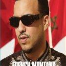 "French Montana  18""x28"" (45cm/70cm) Poster"