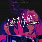 "Jeremih  Late Nights  13""x19"" (32cm/49cm) Poster"