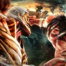 "Attack on Titan 2  18""x28"" (45cm/70cm) Canvas Print"