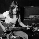 "Malcolm Young  AC/DC  13""x19"" (32cm/49cm) Polyester Fabric Poster"