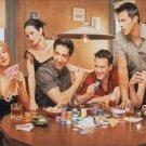 "Friends TV Series 13""x19"" (32cm/49cm) Canvas Print"