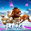 """Ice Age 5 Collision Course  18""""x28"""" (45cm/70cm) Canvas Print"""