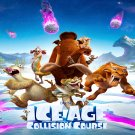 "Ice Age 5 Collision Course 13""x19"" (32cm/49cm) Polyester Fabric Poster"