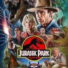 "Jurassic Park  18""x28"" (45cm/70cm) Canvas Print"