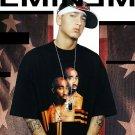 "Eminem  13""x19"" (32cm/49cm) Polyester Fabric Poster"