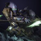 "Starcraft 2 Legacy of the Void Game 18""x28"" (45cm/70cm) Canvas Print"