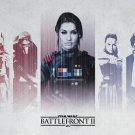 "Star Wars Battlefront 2 Game 18""x28"" (45cm/70cm) Canvas Print"
