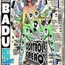 """Erykah Badu  18""""x28"""" (45cm/70cm) Poster"""