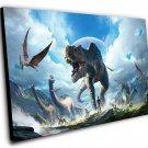 "ARK Survival Evolved Park  12""x16"" (30cm/40cm) Canvas Print"