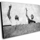 """The Chainsmokers  12""""x16"""" (30cm/40cm) Canvas Print"""