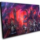 "Total War Warhammer 2  12""x16"" (30cm/40cm) Canvas Print"