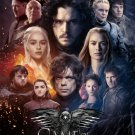 """Game of Thrones  13""""x19"""" (32cm/49cm) Polyester Fabric Poster"""