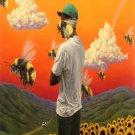"Tyler The Creator  18""x28"" (45cm/70cm) Canvas Print"