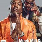 "Meek Mill  Rick Ross 18""x28"" (45cm/70cm) Poster"