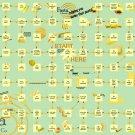 "Fasta and Ravioli Co Pasta Chart   18""x28"" (45cm/70cm) Poster"
