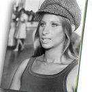 "Barbra Streisand  12""x16"" (30cm/40cm) Canvas Print"