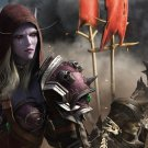 """World of Warcraft Battle for Azeroth 13""""x19"""" (32cm/49cm) Polyester Fabric Poster"""