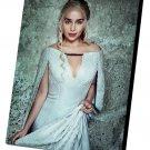"Game of Thrones Daenerys 12""x16"" (30cm/40cm) Canvas Print"
