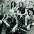 """The Runaways  13""""x19"""" (32cm/49cm) Polyester Fabric Poster"""