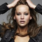 "Jennifer Lawrence 13""x19"" (32cm/49cm) Polyester Fabric Poster"