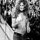 "Robert Plant   18""x28"" (45cm/70cm) Canvas Print"