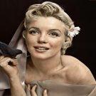 "Marilyn Monroe 18""x28"" (45cm/70cm) Canvas Print"