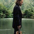 "Eddie Vedder  Pearl Jam  13""x19"" (32cm/49cm) Polyester Fabric Poster"