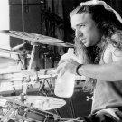 "Dave Abbruzzese Pearl Jam  13""x19"" (32cm/49cm) Polyester Fabric Poster"
