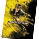 "Thor Ragnarok Loki 12""x16"" (30cm/40cm) Canvas Print"