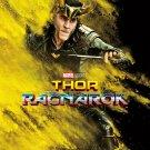 "Thor Ragnarok Loki 13""x19"" (32cm/49cm) Poster"