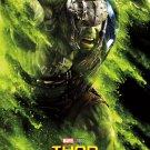 "Thor Ragnarok Hulk 13""x19"" (32cm/49cm) Polyester Fabric Poster"