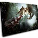 "Monster Hunter World  12""x16"" (30cm/40cm) Canvas Print"