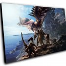 "Monster Hunter World  12""x16"" (30cm/40cm) Canvas Print"