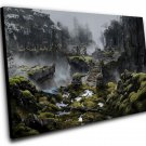 "God of War Game 2018  12""x16"" (30cm/40cm) Canvas Print"
