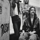 "Rush  13""x19"" (32cm/49cm) Polyester Fabric Poster"
