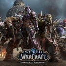 """World of Warcraft  Battle for Azeroth  18""""x28"""" (45cm/70cm) Poster"""