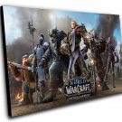 "World of Warcraft  Battle for Azeroth  12""x16"" (30cm/40cm) Canvas Print"