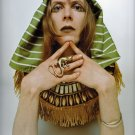 """David Bowie  13""""x19"""" (32cm/49cm) Polyester Fabric Poster"""