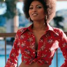 """Pam Grier  13""""x19"""" (32cm/49cm) Polyester Fabric Poster"""