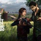 "The Last of Us Part 2  18""x28"" (45cm/70cm) Poster"