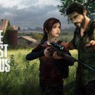 """The Last of Us Part 2  13""""x19"""" (32cm/49cm) Polyester Fabric Poster"""