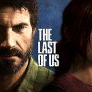 """The Last of Us Part 2  18""""x28"""" (45cm/70cm) Canvas Print"""