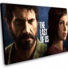 """The Last of Us Part 2  12""""x16"""" (30cm/40cm) Canvas Print"""