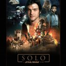 "Solo A Star Wars Story  18""x28"" (45cm/70cm) Poster"