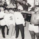 "The Beatles  Muhammad Ali  18""x28"" (45cm/70cm) Poster"