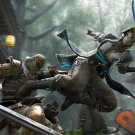 """For Honor Game  13""""x19"""" (32cm/49cm) Polyester Fabric Poster"""